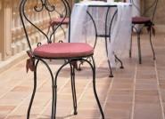 ロイヤルガーデンヴィエナ カフェテーブルセット タカショー